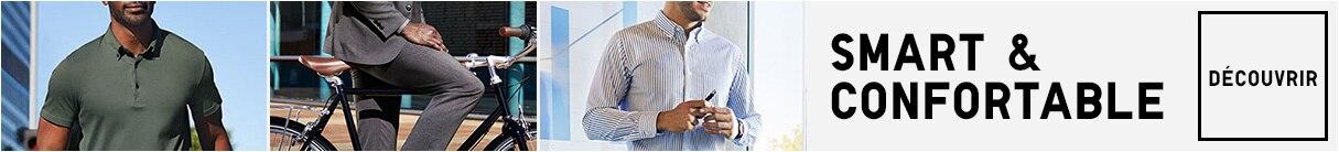 Uniqlo Smart & Confortable
