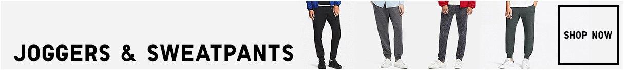 Joggers & Sweatpants