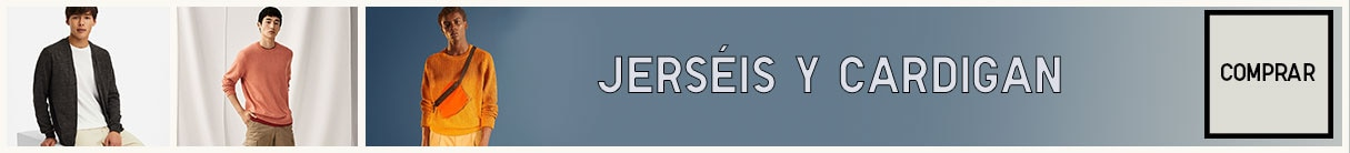 Jerseis y Cardigans