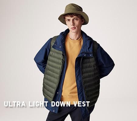 c4ecdb8ad43 Men's Down Jackets, Coats & Vests | UNIQLO