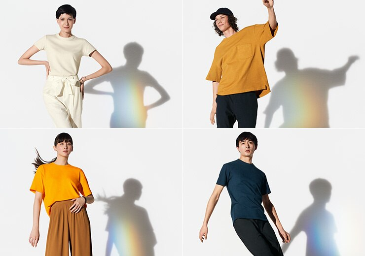 FROM THE UNIQLO U SPRING/SUMMER 2019 COLLECTION