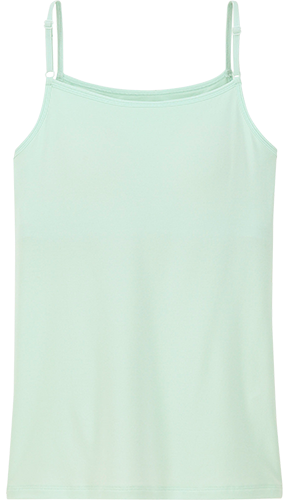 Airism Kids' Green Tank