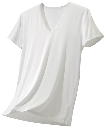 Airism Men's White T-Shirt