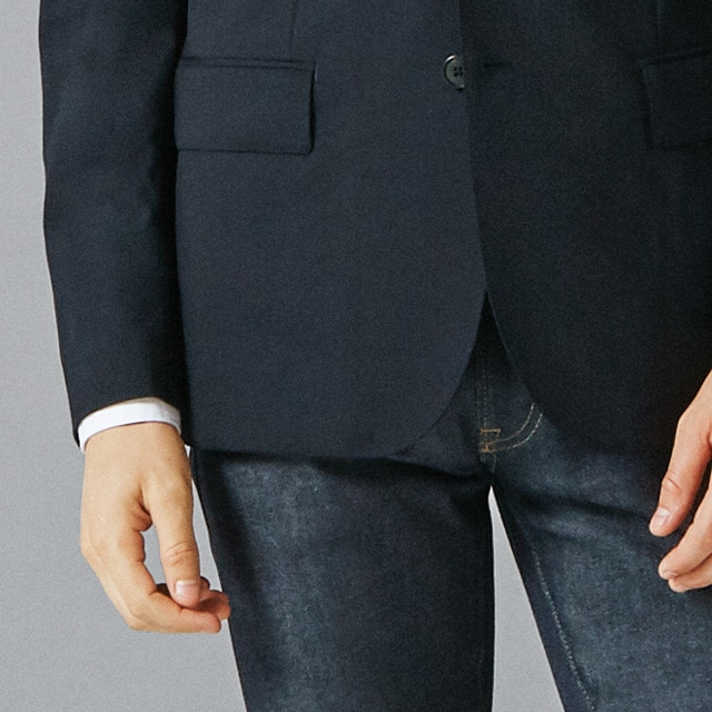 jacket body length