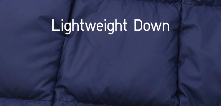 Lightweight Down Banner