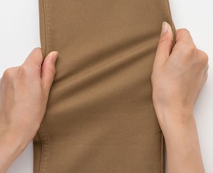 Windproof Stretch Slim-Fit Chino Pants
