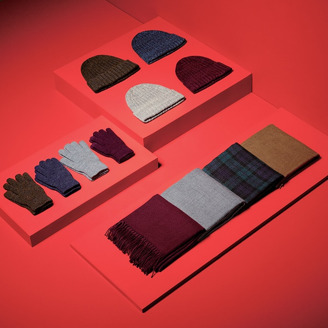cozy accessories for men
