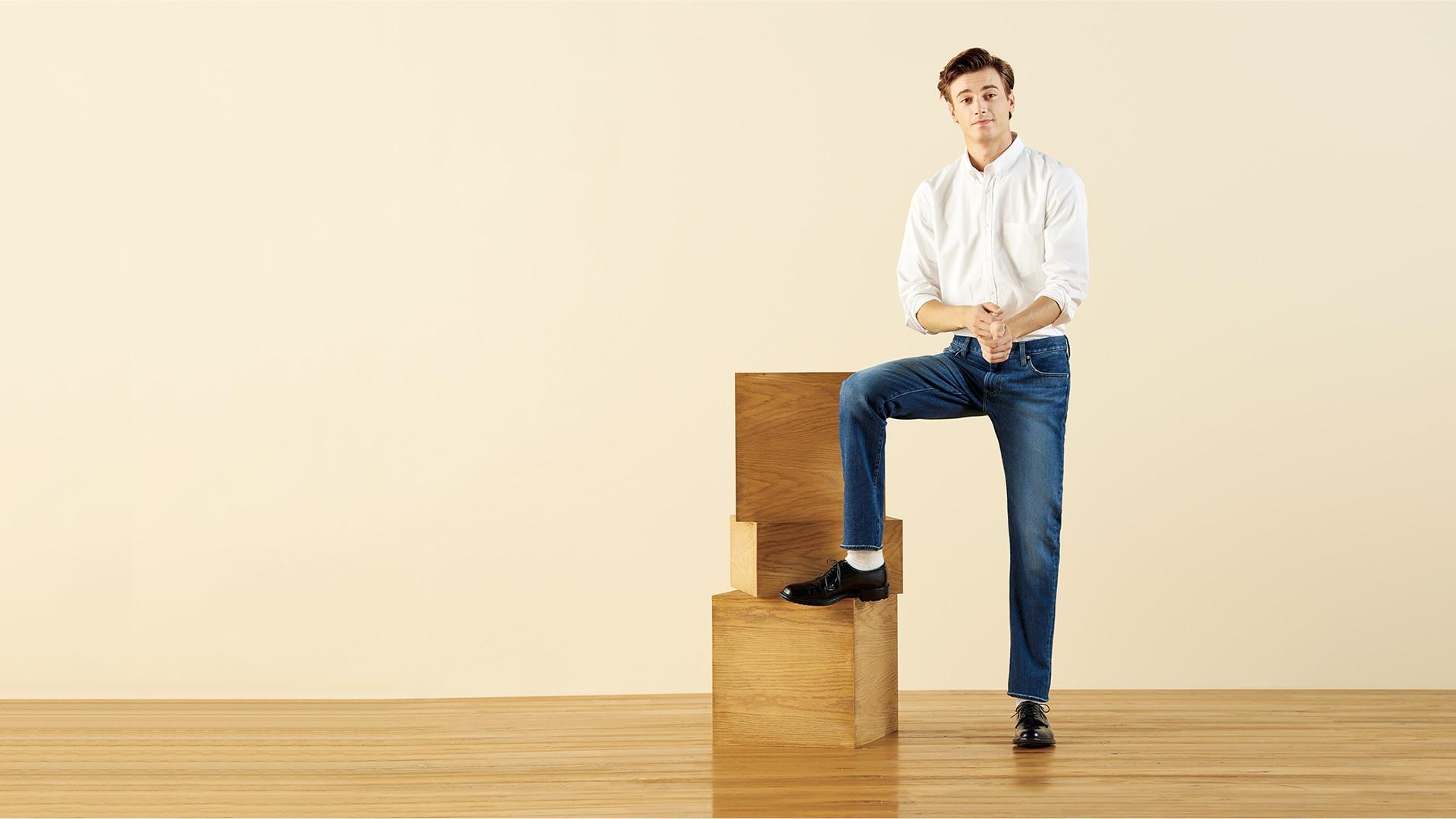 Ultra Stretch Skinny Fit Jeans