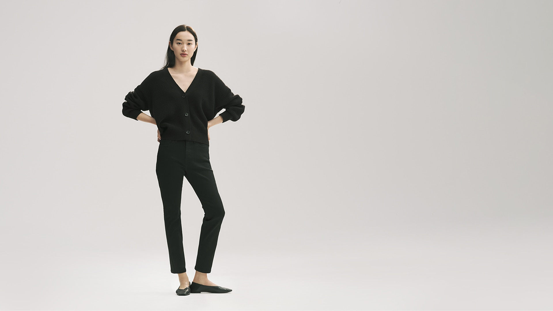 High Rise Skinny Ankle Jeans (Sculpting)