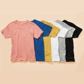 Packaged Dry Short-Sleeve T-Shirts