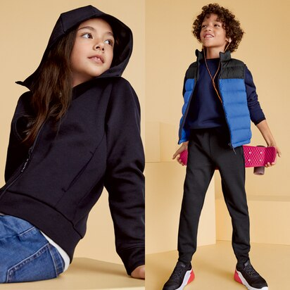 Kids Dry Stretch Sweat