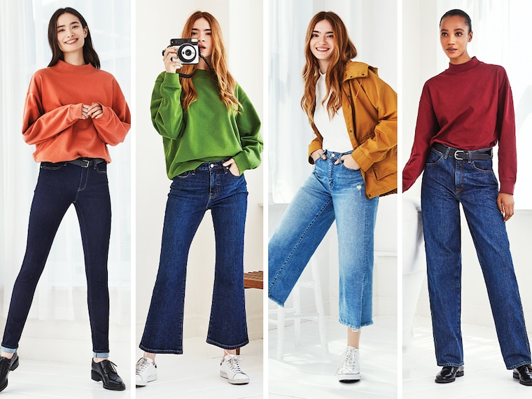 5387162a3f8 Women's Collection: Shirts, Jeans, Leggings, Bras & More | UNIQLO US