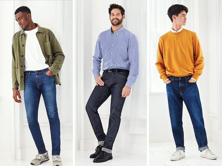 142409d8382 Men's Collection: Shirts, Polos, Jeans, Shorts & More | UNIQLO US