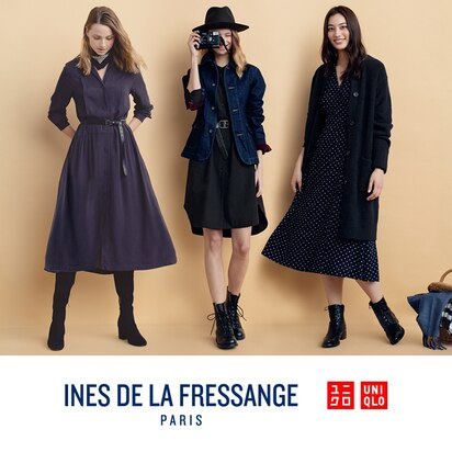 Ines de la Fressange Collection