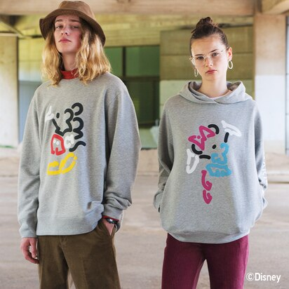 Mickey Art Sweatshirt