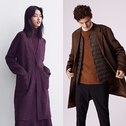 Wool Outerwear Collection