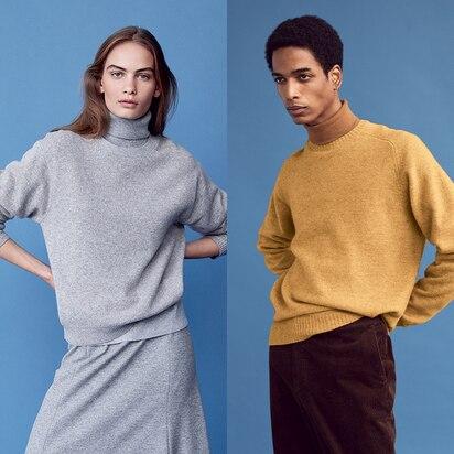 Premium Lambswool Sweaters