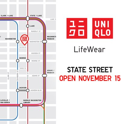 Grand Opening 11/15: Find Us In The Loop!
