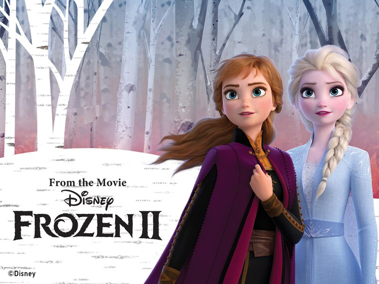 FROZEN 2 NOW ON UT