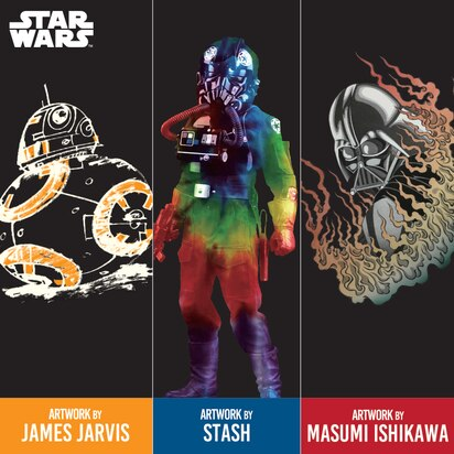 Arriving 12/9: Star Wars Forever