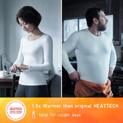 HEATTECH Extra Warm Undershirts