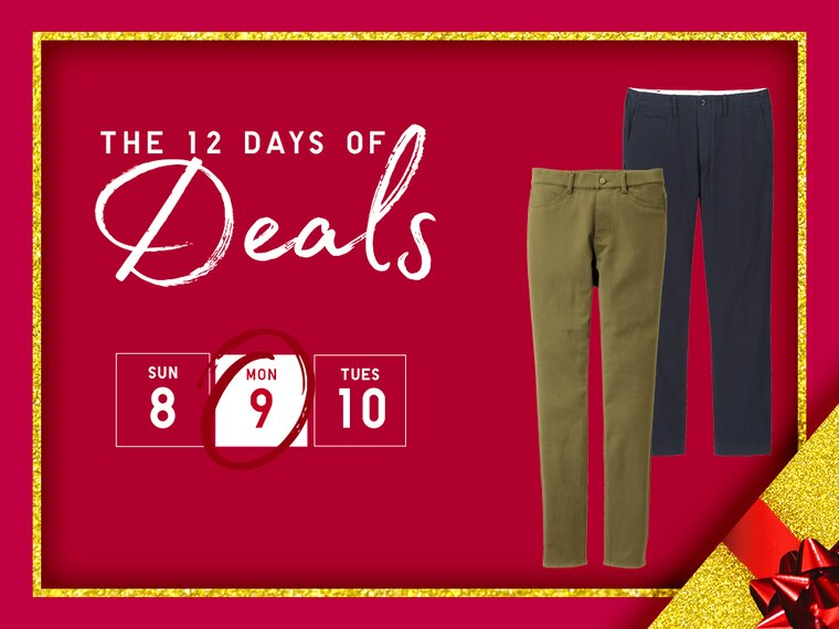 $10 OFF BEST-SELLING PANTS