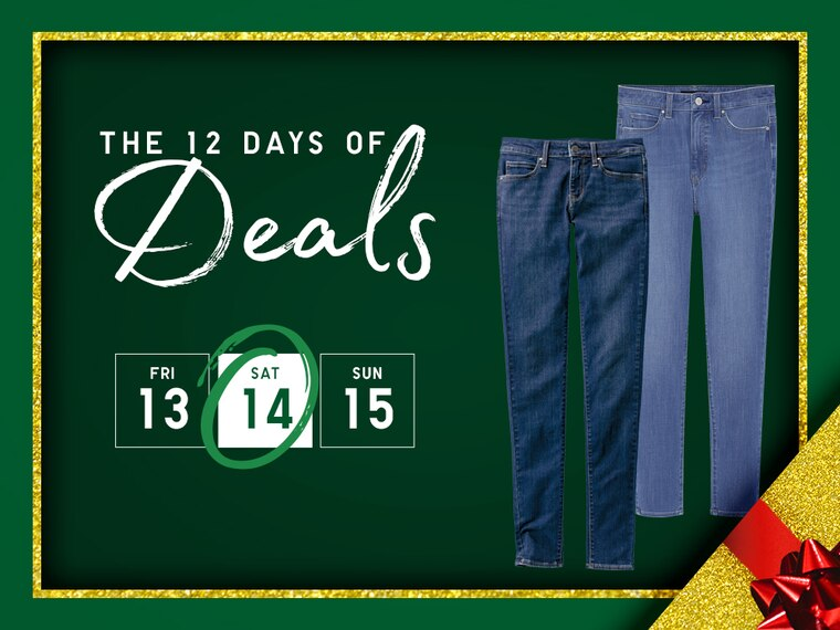 $10 OFF OUR MOST-POPULAR JEANS
