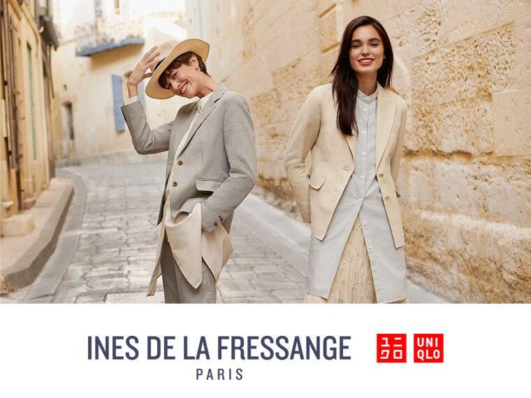 NEW INES DE LA FRESSANGE