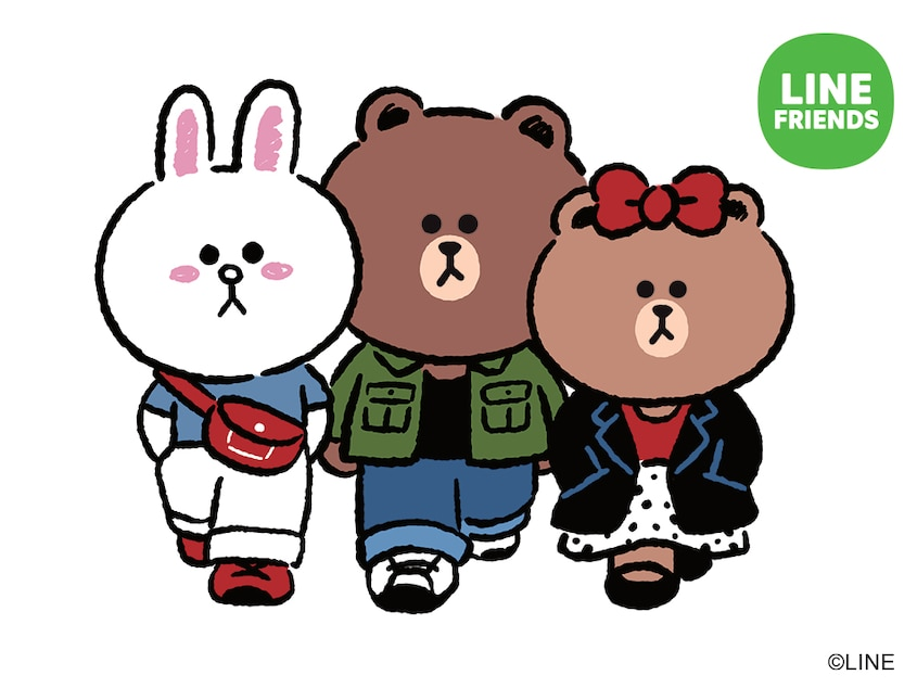 NEW LINE FRIENDS DESIGNS