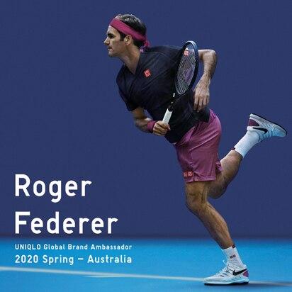 Roger Federer DRY-EX T-Shirts