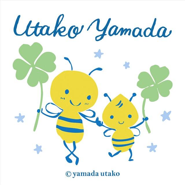 Lucky charms by Utako Yamada