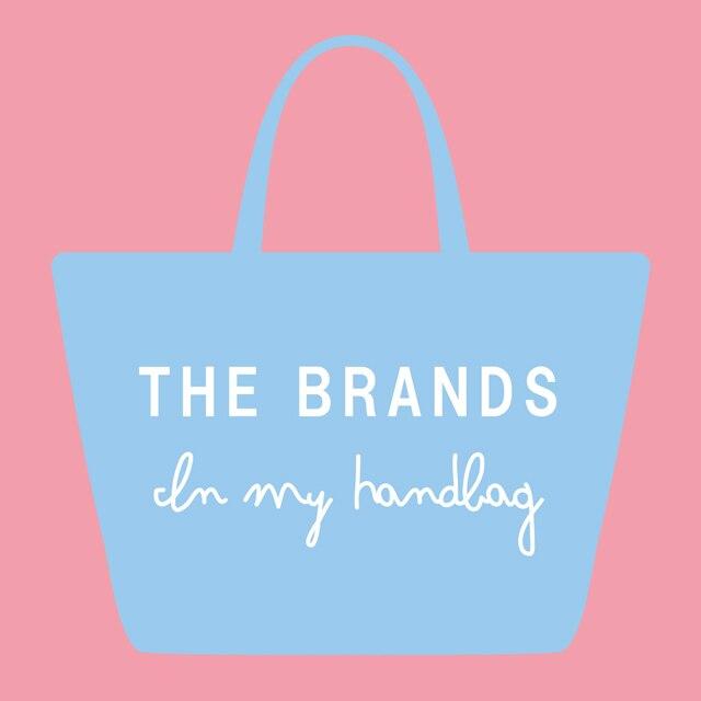 The Brands In My Handbag