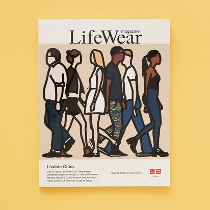 LifeWear Magazine Issue 02