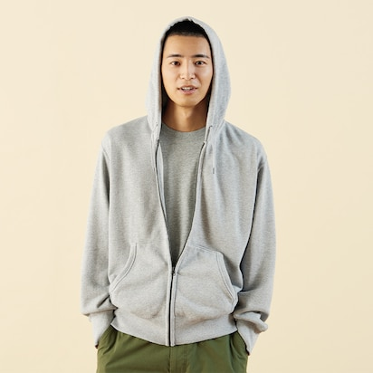 Sweat Full-Zip Hoodies