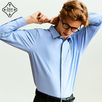 Soft As A Tee: Easy Care Comfort Shirt