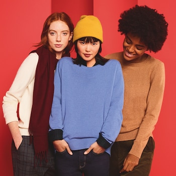 Gift Guide: Knitwear Starting at $29.90