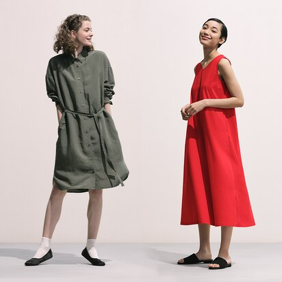 SPRING/SUMMER DRESS COLLECTION