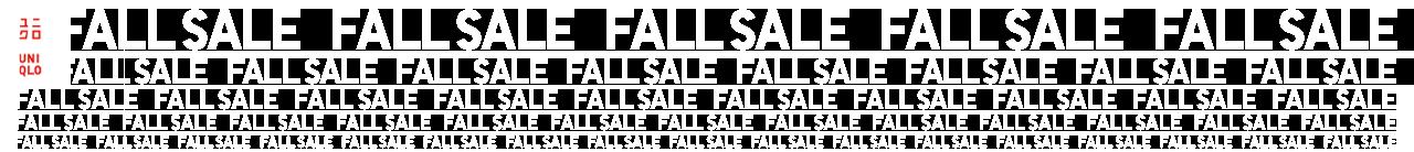 Falll Sale