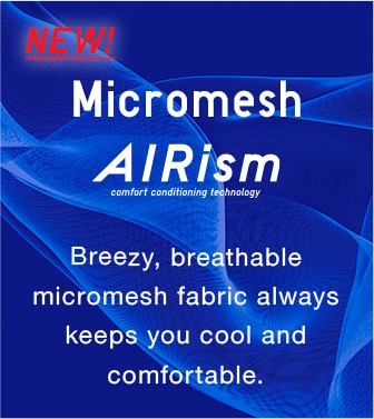 Breezy, Breathable Fabric