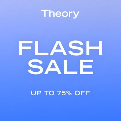 Theory Flash Sale