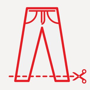 Alterations For Pants + Jeans Online