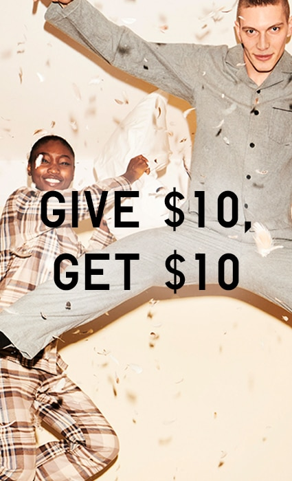 Refer a Friend: Give $10 Get $10