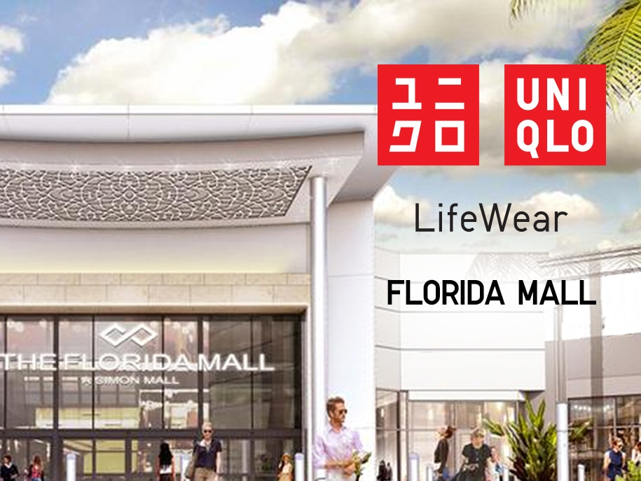 uniqlo Florida Mall image