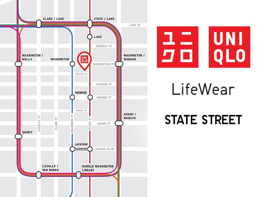uniqlo state street