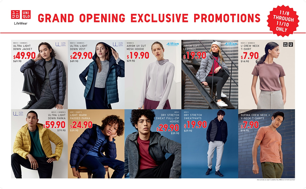 grand opening promotions