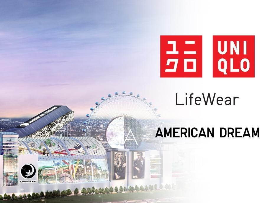 uniqlo american dream