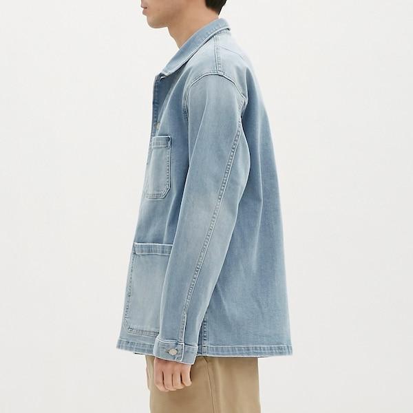 デニムワークジャケットJN