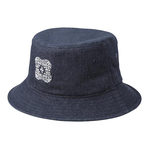 バケットハットTG-BLUE