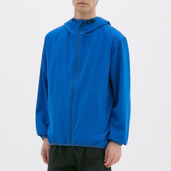 ウィンドブレーカーGS-BLUE