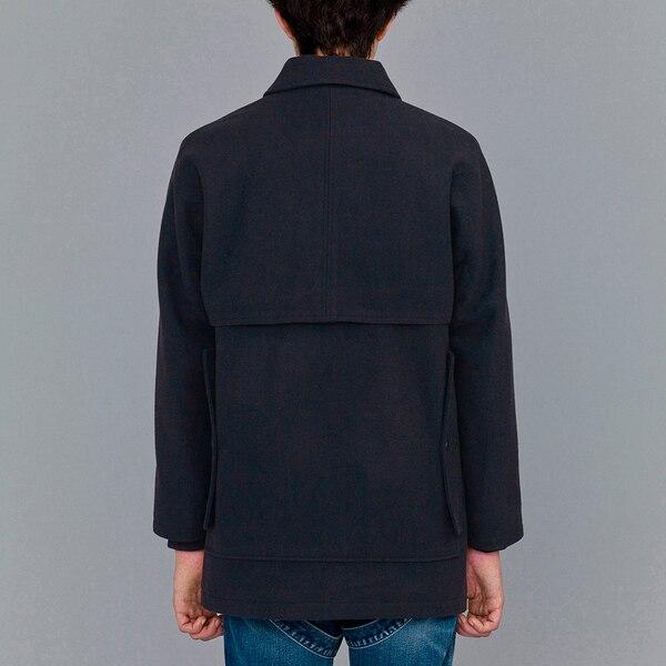 ウールブレンドワークジャケット(KJ)